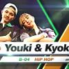 日本人離れしたグルーブ!Youki&Kyokaの兄弟ダンス